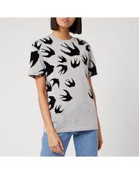 McQ T-shirt - Grey