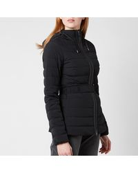 Mackage Roselyn Belted Coat - Black