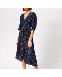 Diane von Furstenberg Eloise Dress - Blue