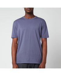 Maison Margiela Garmant Dye T-shirt - Blue