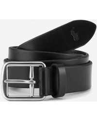 Polo Ralph Lauren - Men's Saddle Leather Belt - Lyst