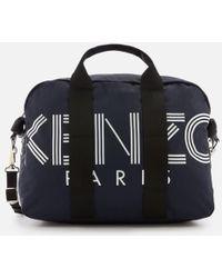 KENZO - Logo Tote Bag - Lyst