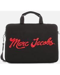 """Marc Jacobs - Women's 13"""" Commuter Case - Lyst"""