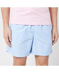 Polo Ralph Lauren Traveller Swim Shorts - Blue