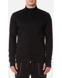 BOSS Green Men's Sl Tech Jacket - Black