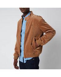 Polo Ralph Lauren Stretch Corduroy Jacket - Brown