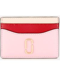 Marc Jacobs Snapshot Card Case - Pink