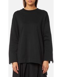Y-3 - Y3 Women's Bold Stripe Sweatshirt - Lyst