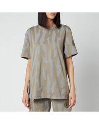 adidas By Stella McCartney Asmc Future Playground T-shirt - Grey