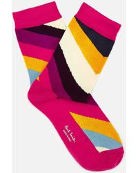 Paul Smith Odd Swirl Socks
