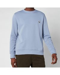 PS by Paul Smith Regular Fit Sweatshirt - Blue