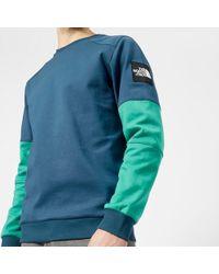 The North Face - Men's Fine Crew Sweatshirt - Lyst