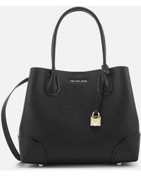 MICHAEL Michael Kors - Women's Medium Centre Zip Tote Bag - Lyst