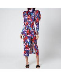 ROTATE BIRGER CHRISTENSEN Theresa Dress - Multicolour