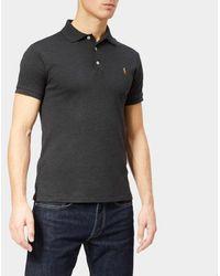 Polo Ralph Lauren - Men's Pima Short Sleeve Polo Shirt - Lyst
