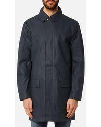 HUNTER - Men's Original Rubberised Raincoat - Lyst