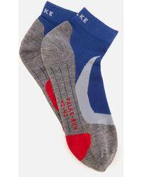 Falke - Ergonomic Sport System Men's Ru4 Cushion Running Short Socks - Lyst