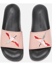 Axel Arigato Slide Sandals - Pink