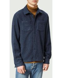 A.P.C. - Men's Surchemise Joe Shirt - Lyst