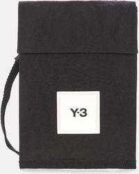 Y-3 Ch3 Pocket Bag - Black