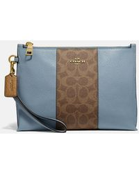 COACH - Charlie Pouch - Lyst