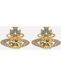 Vivienne Westwood Ismene Earrings - Metallic