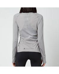 adidas By Stella McCartney Truepurpose Midlayer Jacket - Gray