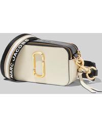 Marc Jacobs Snapshot Cross Body Bag - White