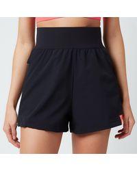 P.E Nation Box Out Shorts - Black