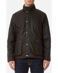 Barbour - Men's Monroe Jacket - Lyst