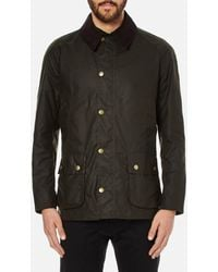 Barbour Ashby Jacket - Green