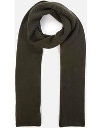 Polo Ralph Lauren Merino Wool Scarf - Green