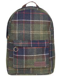 Barbour Carbridge Backpack - Multicolor