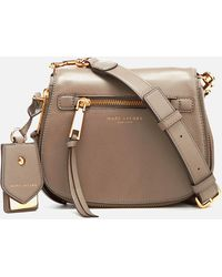 Marc Jacobs Small Nomad Bag - Brown