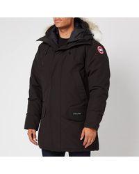 Canada Goose Classic Parka Coat - Black