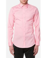DSquared² - Men's Carpenter No Pince Core Shirt - Lyst