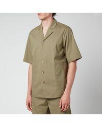 Holzweiler Wilas Short Sleeve Shirt - Green