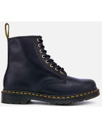 Dr. Martens - Men's 1460 Aqua Glide Leather 8eye Boots - Lyst
