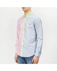 Polo Ralph Lauren Oxford Regular Fit Shirt - Blue