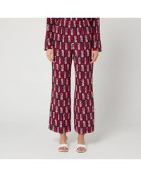 KENZO Pyjamas Pant - Blue