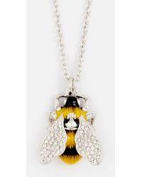Vivienne Westwood - Women's Bumble Pendant Necklace - Lyst