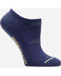 Cole Haan - Women's Zerøgrand Low Cut Socks - Lyst
