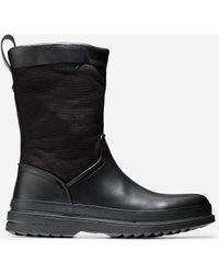 Cole Haan - Men's Millbridge Waterproof Pull On Boot - Lyst