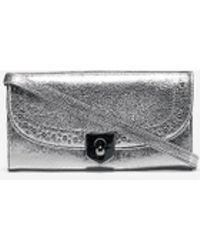 Cole Haan - Marli Glitter Smart Phone Crossbody - Lyst