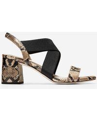 Cole Haan Aniston Elastic Sandal - Black