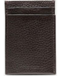 Cole Haan - Wayland Card Case With Money Clip - Lyst