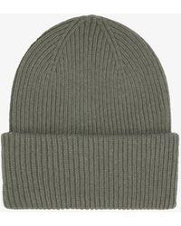 COLORFUL STANDARD Merino Wool Hat - Green