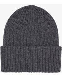 COLORFUL STANDARD Merino Wool Hat - Gray
