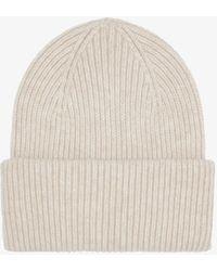 COLORFUL STANDARD Merino Wool Hat - White