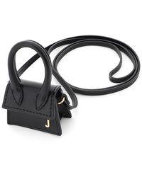 Jacquemus Le Petit Chiquito Micro Bag - Black